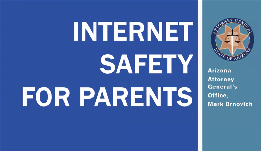 Internet Safety for Parents Webinar