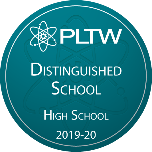 Campo Verde High (AZ) is a Project Lead the Way Distinguished High School
