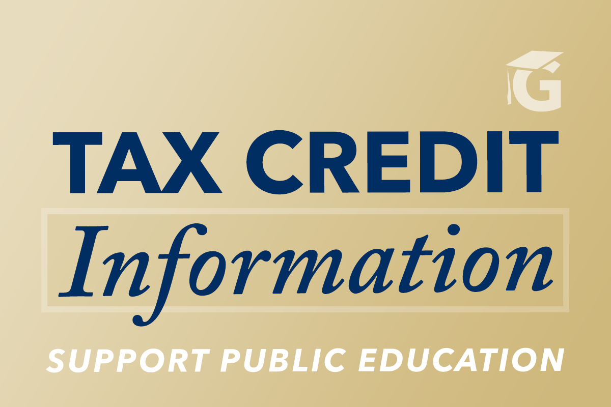 Gilbert Public Schools Tax Credit Contribution Donation Information