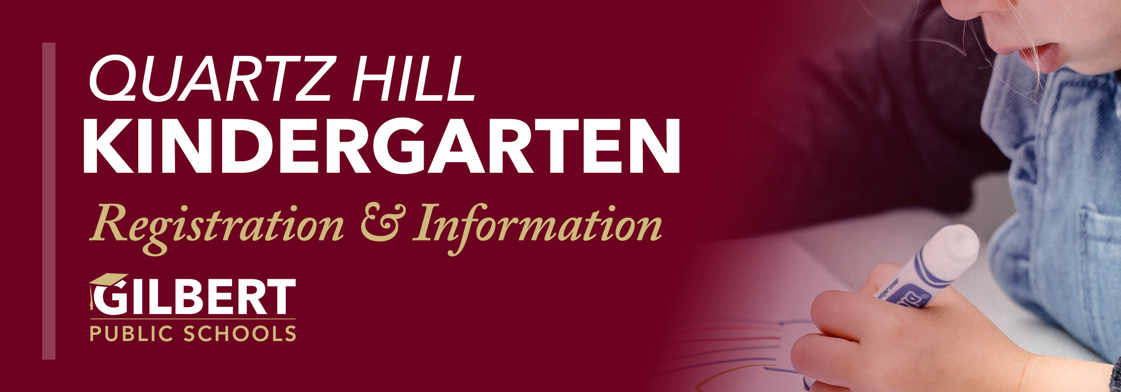 Quartz Hill Kindergarten Registration