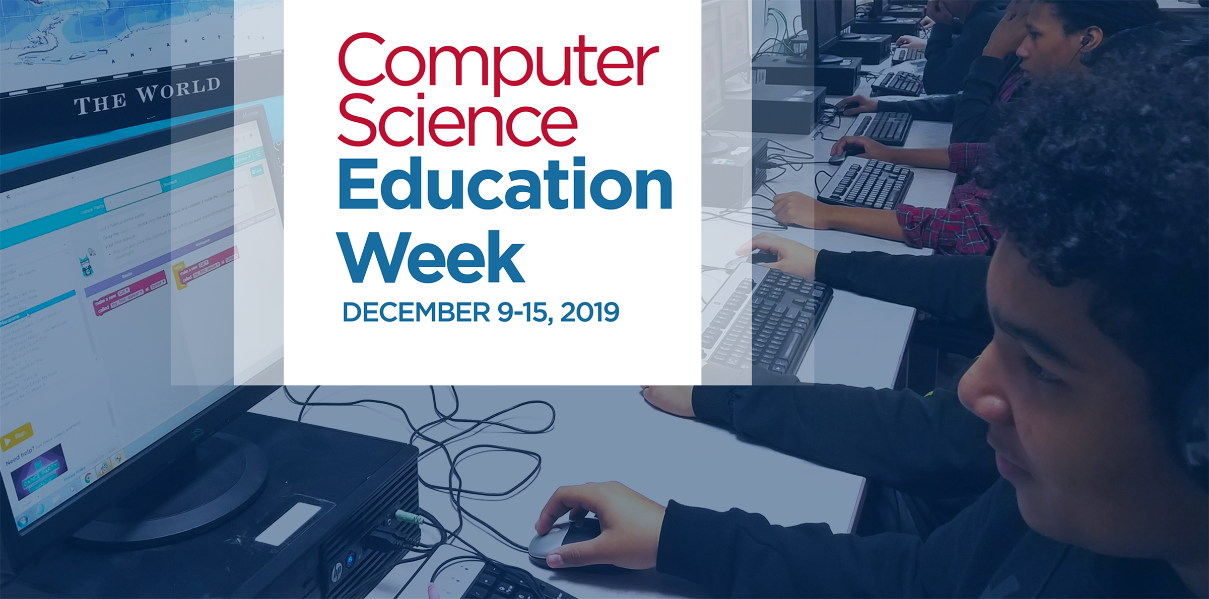 Computer Science Education Week December 9-15, 2019 at Gilbert Public Schools