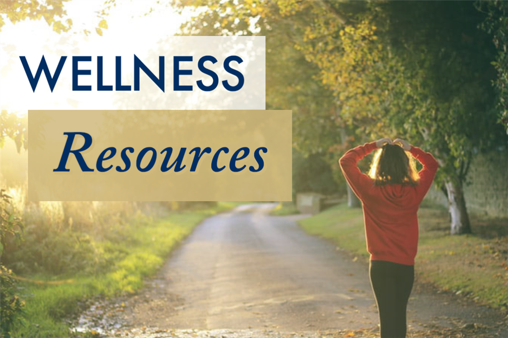 Gilbert Public Schools Wellness Resources