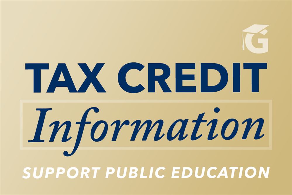 Arizona - Support Public Schools with a Tax Credit Contribution!