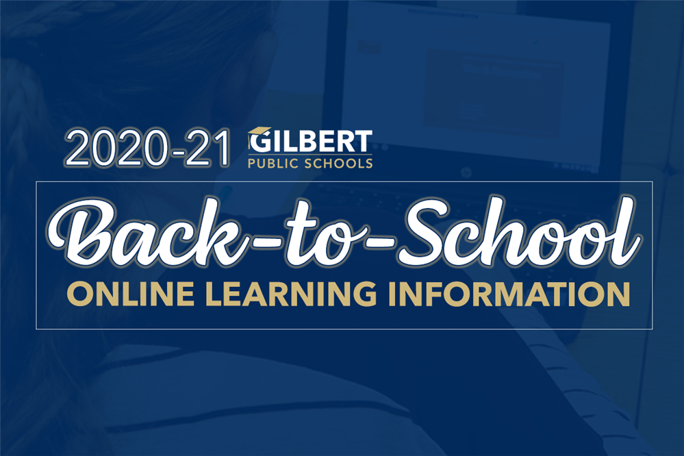 Back-to-School Online Learning & Information