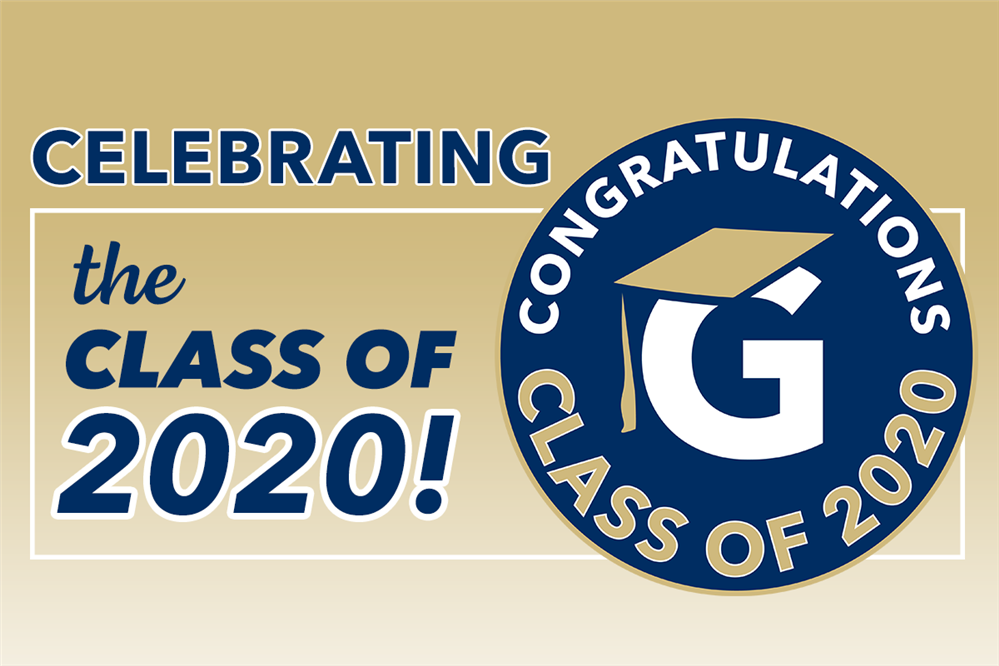 Celebrating the Class of 2020!