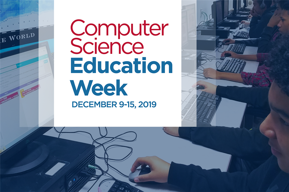 Computer Science Week at Gilbert Public Schools