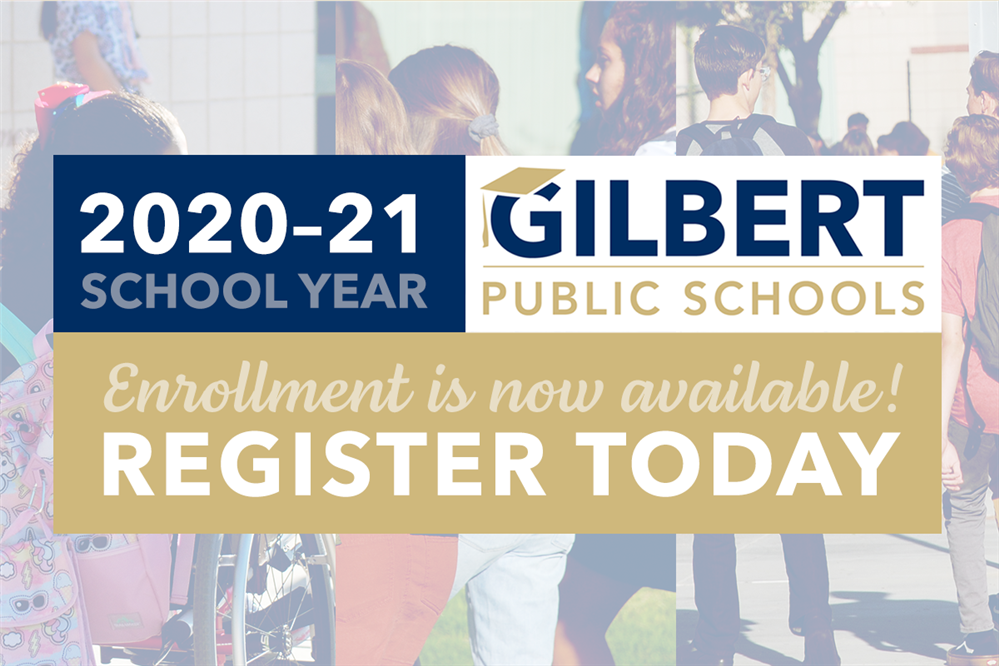 Enrollment for the 2020–2021 School Year is now available for K–12!