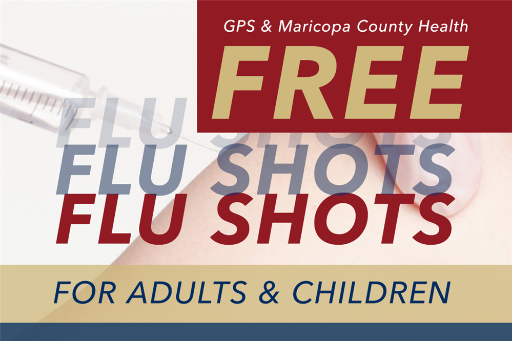 FREE Flu Vaccine for Children & Adults!