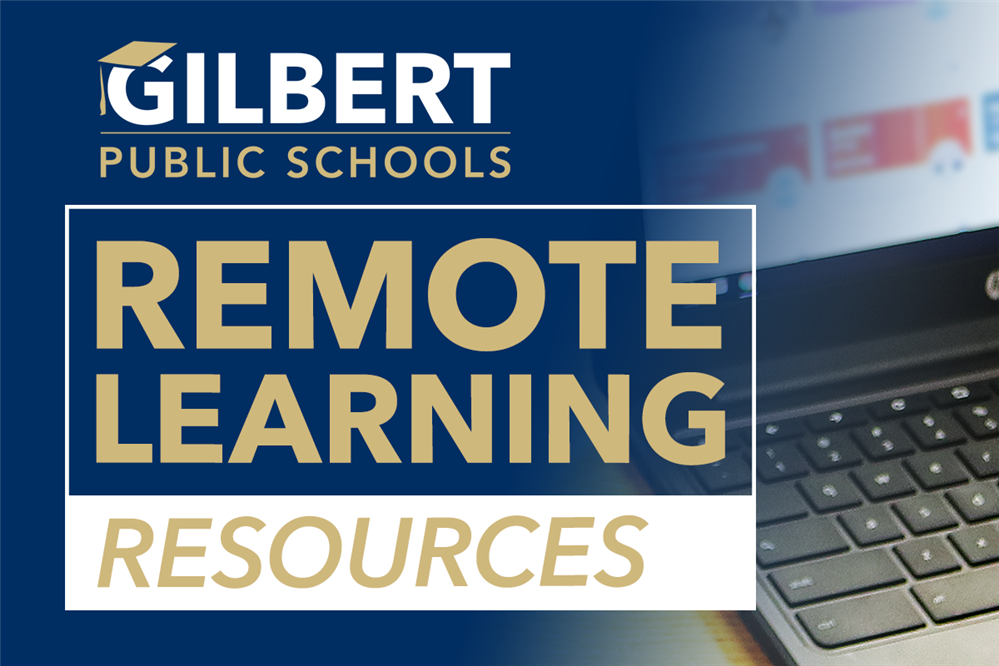 GPS Remote Learning Resources for Families
