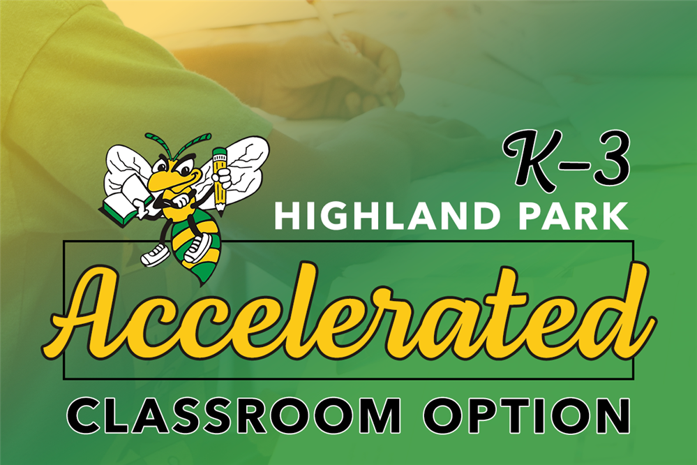 New Accelerated Classroom Option at Highland Park Elementary Gilbert AZ