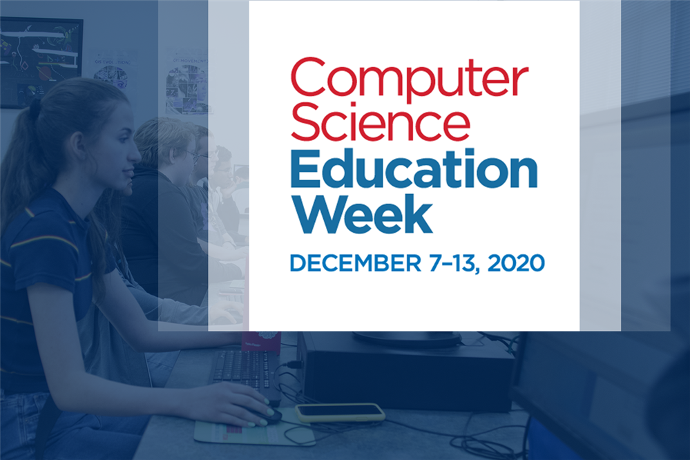 Computer Science Education Week at Gilbert Public Schools| December 7–13, 2020