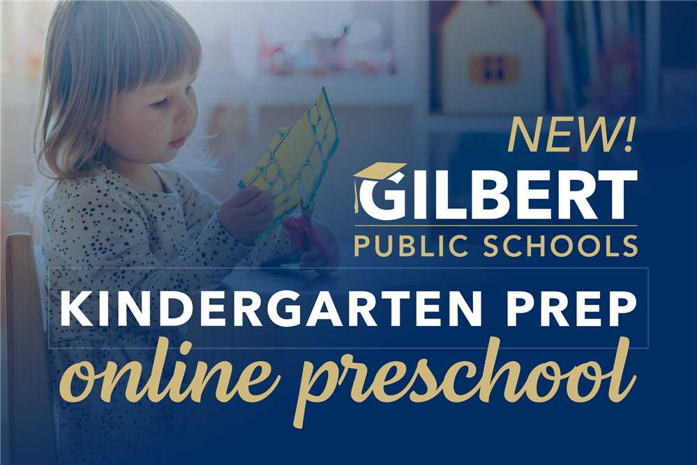 NEW! GPS Kindergarten Prep Online Preschool Option