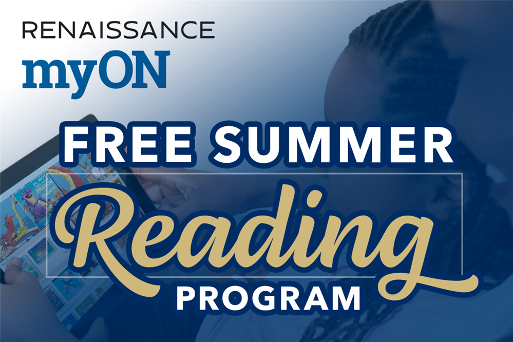 Gilbert Public Schools Free K–12 Summer Reading Program