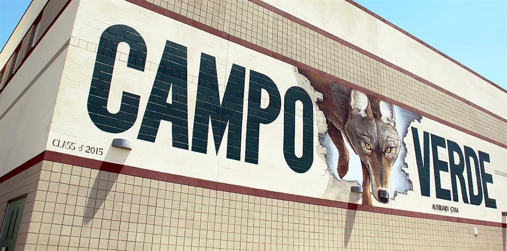 Campo Verde High / Homepage