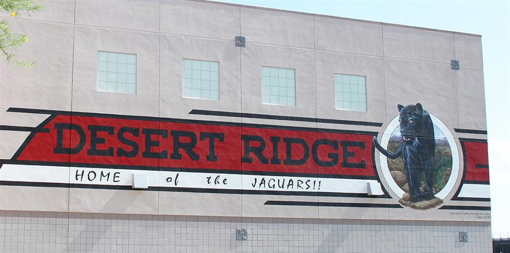 Desert Ridge High / Homepage