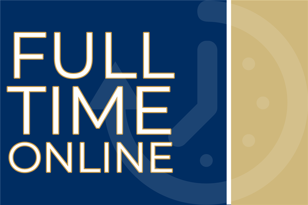 Full-Time Online
