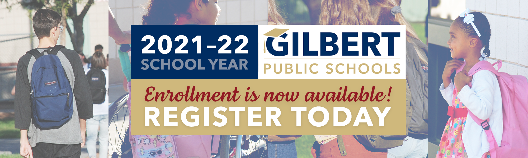 Gilbert Public Schools Enrollment Registration Open for 2021–2022 School Year