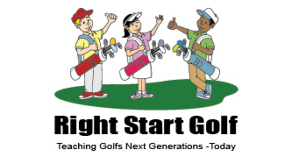 right start golf logo