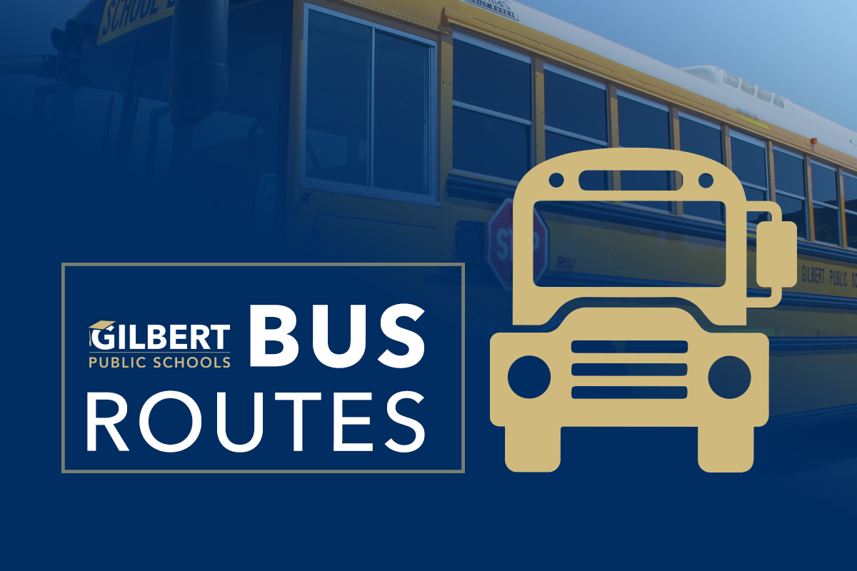 Gilbert Public Schools Bus Routes