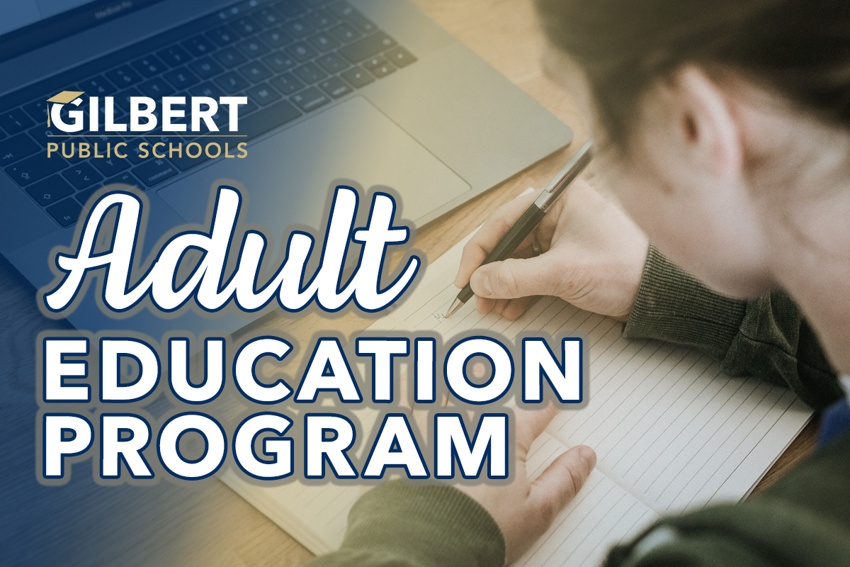 Adult Education Program Classes Gilbert Public Schools AZ