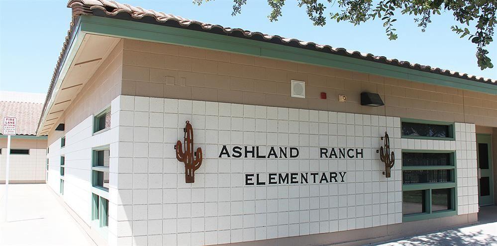 Ashland Ranch Elementary / Homepage