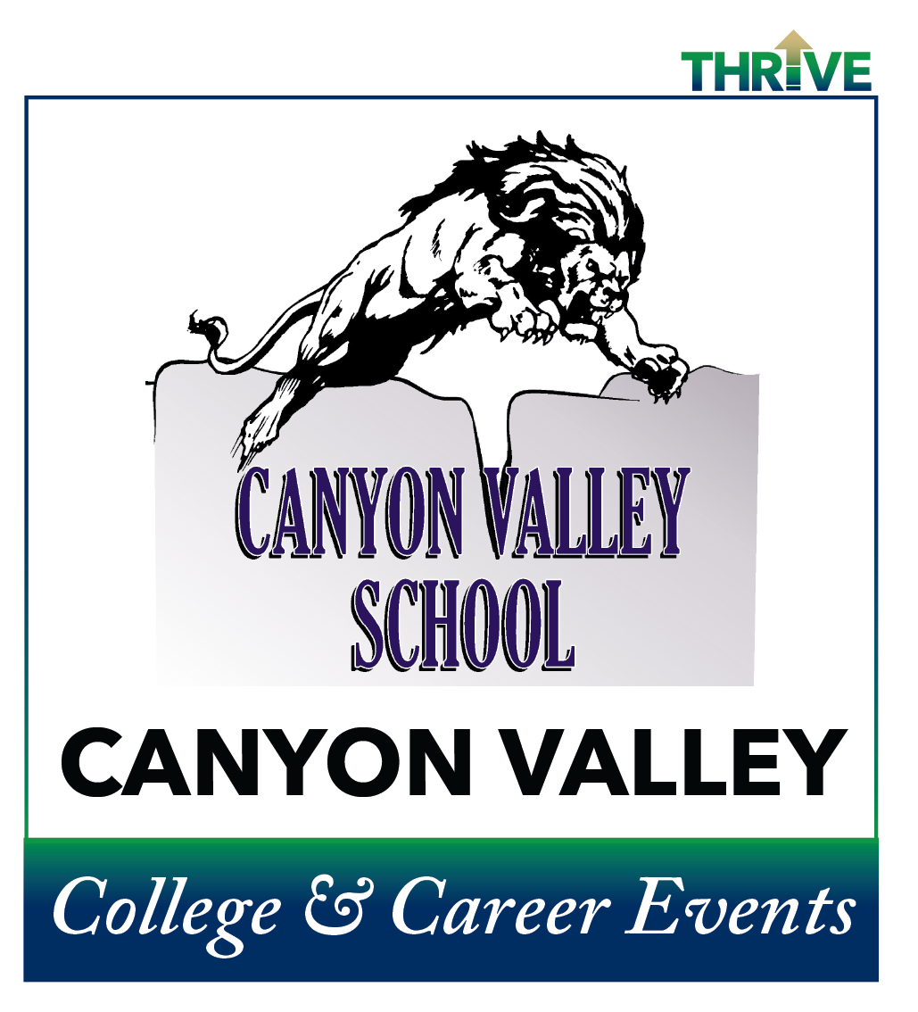 Canyon Valley School College & Career Events