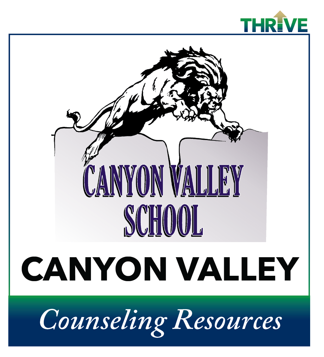 Canyon Valley School Counseling Reources