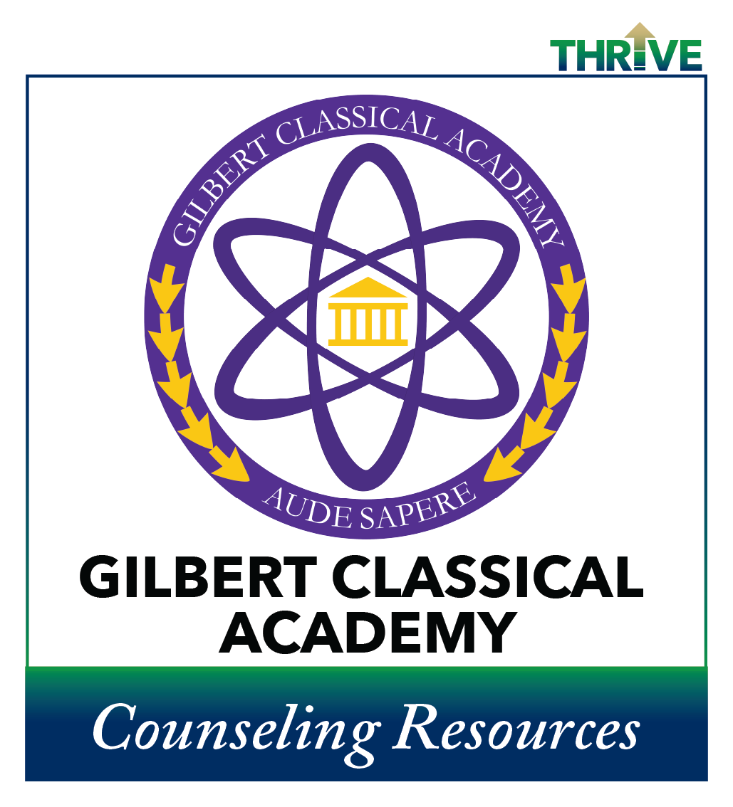 Gilbert Classical Academy Counseling Resources