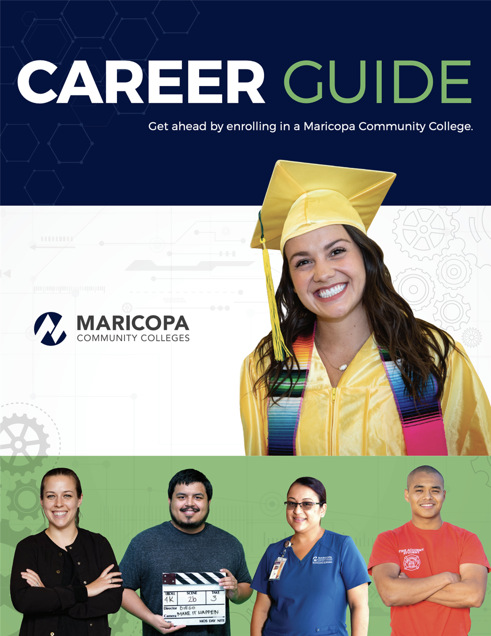 Maricopa Community Colleges Career Guide