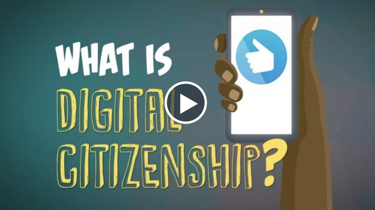 Does your school teach digital citizenship? (link to video)