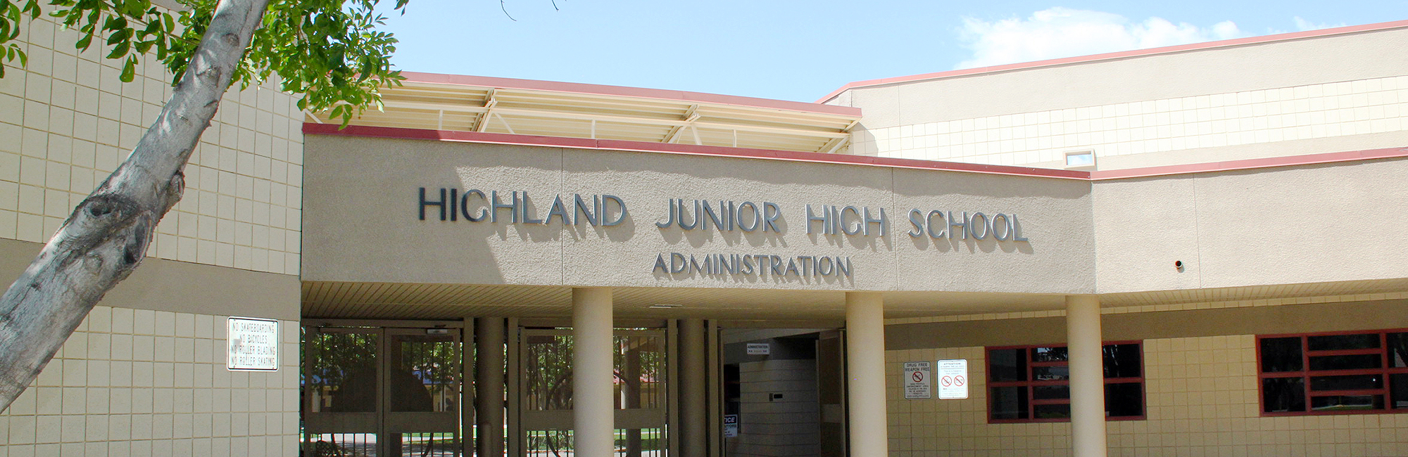 HIGHLAND JR HIGH